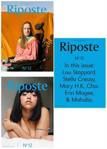 Riposte Magazine Issue 12 Order Online