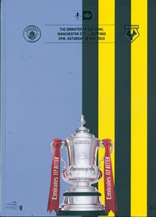 Fa Cup  Programme Magazine 2019 Order Online