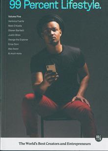 99 Percent Lifestyle Magazine NO 5 Order Online