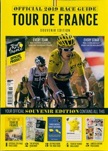 Official Tour De France Magazine Issue 2019