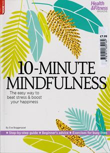 10 Minute Mindfulness Magazine ONE SHOT Order Online
