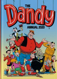 Dandy Annual Magazine Issue 2020