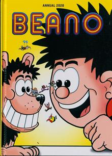 Beano Annual Magazine Issue 2020