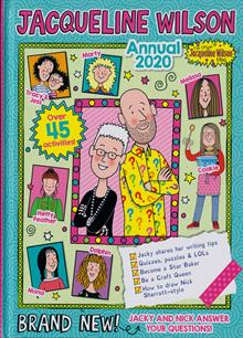 Jacqueline Wilson Annual Magazine Issue 2020