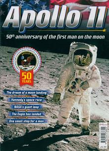 Apollo 11 - The First Man On The Moon Magazine ONE SHOT Order Online
