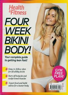 Four Week Bikini Body Magazine Issue ONE SHOT