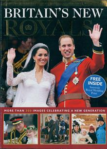 Britains New Royals Magazine Issue ONE SHOT
