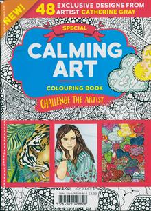 Calming Art Challenge The Artist Magazine ONE SHOT Order Online
