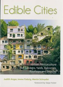Edible Cities Magazine ONE SHOT Order Online