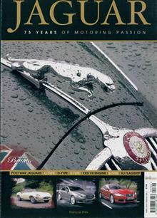 Jaguar - 75 Yrs Of Mot Passion Magazine Issue ONE SHOT