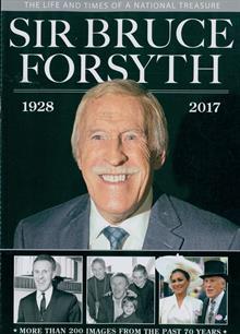 Sir Bruce Forsyth Magazine ONE SHOT Order Online