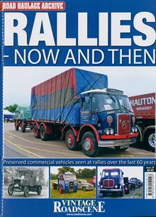 Road Haulage Archives Magazine NO 25 Order Online