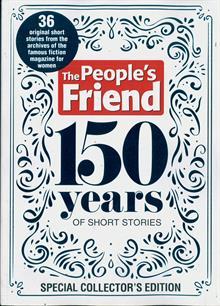 Peoples Friend 150Th Spec Magazine 2020 Order Online