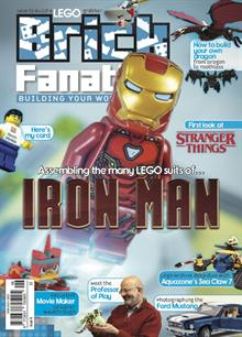Brick Fanatics Magazine Issue Issue 6