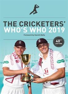 Cricketers Who's Who Magazine 40th Ed Order Online