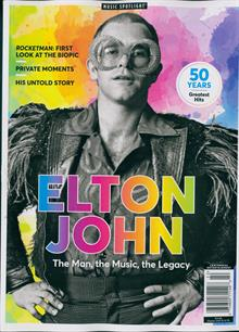 Music Spotlight Magazine ELT JOHN Order Online