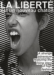 La Liberte Est Un Nouveau Chaton Magazine Vol 1 Order Online