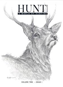 Hunt Magazine Vol 2, Iss 1 Order Online