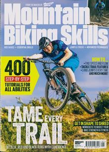 Mountain Biking Skills Magazine ONE SHOT Order Online