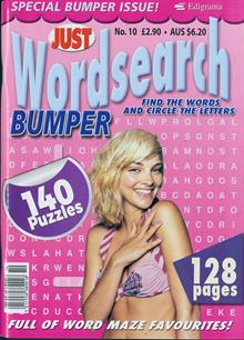 Just Wordsearch Bumper Magazine NO 10 Order Online