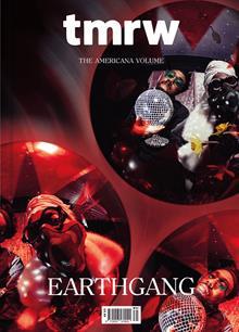 Tmrw Volume 31 Earthgang Magazine 31 Earth Order Online