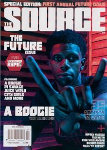Source (The) Magazine Issue THE FUTURE