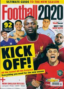 Football 2020 Magazine 2020 Order Online