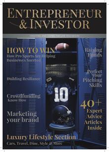 Entrepreneur & Investor Magazine NO 14 Order Online