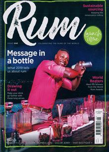Rum Magazine Magazine Issue ONE SHOT