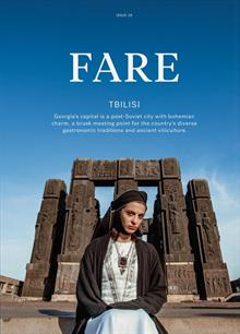 Fare Magazine Issue 6 Order Online