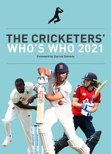 Cricketers Who's Who Magazine 42nd Ed Order Online