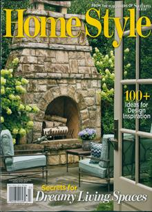 Southern Style Presents Magazine Issue HOMSTYLE