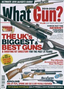 What Gun Magazine Issue 2019