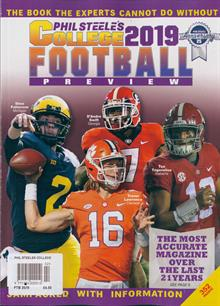 Phil Steeles College Fb Magazine FTB 2019 Order Online