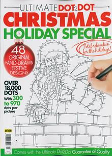 Ultimate Dot 2 Dot Holiday Sp Magazine Issue CHRISTMAS