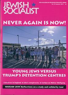 Jewish Socialist Magazine 72 Order Online
