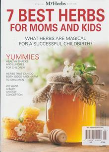 My Herbs Special Magazine NO 3 Order Online