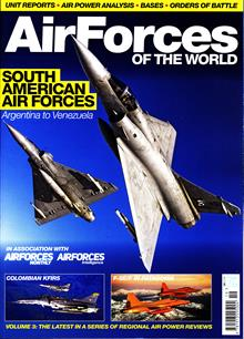Air Forces Of The World Magazine ONE SHOT Order Online