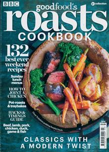 Good Food Collection Magazine Issue ROAST 19