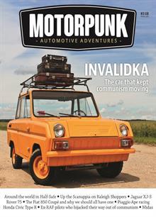 Motorpunk Magazine Issue 3 Order Online