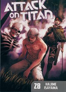 Attack On Titan Magazine ATONTITAN Order Online