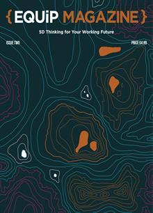 Equip Magazine Issue 2 Order Online