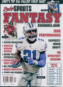 Lindys Fantasy Football  Magazine N2 2019 Order Online