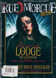 Rue Morgue Magazine NOV-DEC Order Online