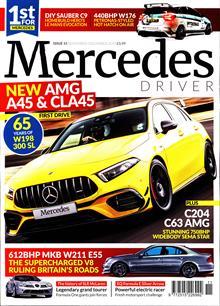 Mercedes Driver Magazine Issue NOV-DEC