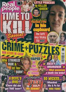 Real People Special Magazine TIMETOKILL Order Online