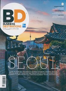 Business Destinations Magazine AUTUMN Order Online