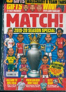 Match Attax Collector Guide Magazine NO 5 Order Online
