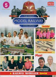 Great Model Railway Challenge Magazine ONE SHOT Order Online
