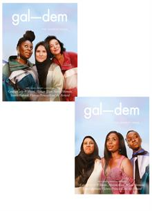 Gal-Dem Magazine Issue Issue 4
